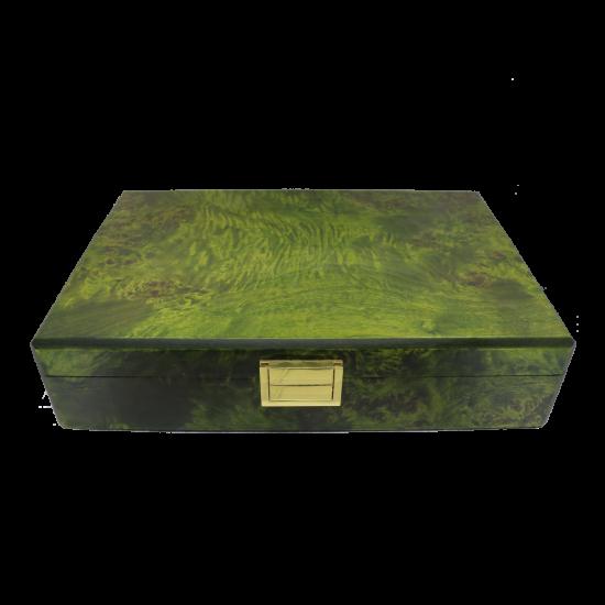 Customizable Pistol Box
