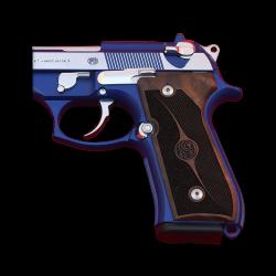 Beretta 92/96/98/M9 Full Size Grip Walnut