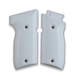 Astra A75 Model Compatible White Acrylic Grip for Replacement