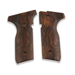 Beretta Stoeger cougar 8000 8040 8357 Model Compatible Root Walnut Grip for Replacement