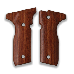 Beretta Stoeger Cougar 8000 8040 8357 Model Compatible Rosewood Grip for Replacement