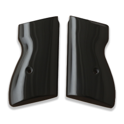 Browning 7,65 SLP 1 Model Compatible Black Acrylic Grip for Replacement