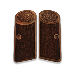 Browning FN 1910 1955 Model Compatible Walnut Grip for Replacement