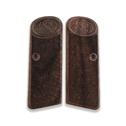 Browning FN 1922 model Compatible Walnut Grip for Replacement