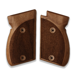 Astra Constable 7,65 Model Compatible Walnut Grip for Replacement