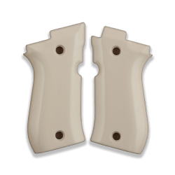 Cheetah 81 81BB 81F 81FS 84 84BB 84F 84FS Model Compatible Ivory Acrylic Grip for Replacement