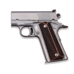 Colt / Other 1911's Model Compatible Full Size Walnut Grip for Replacement