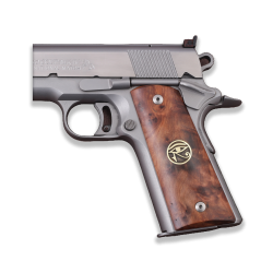 Colt / Other 1911's Model Full Size Compatible Walnut Grip for Replacement