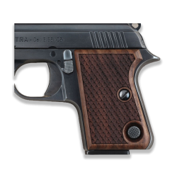 Astra Cub 2000 Models Compatible Walnut Grips for Replacement
