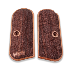 Colt 1903 / 1908 Hammerless Model Compatible Walnut Grip for Replacement