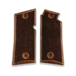 Colt Mustang Pocketlite Compatible Walnut Grip for Replacement