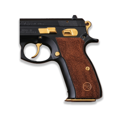CZ 75B / 85B Model Compatible Rosewood Grip for Replacement