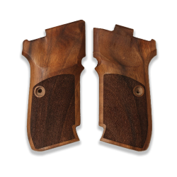 CZ 82 83 Model Compatible Walnut Grip for Replacement