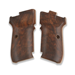 CZ 82 83 Model Compatible Root Walnut Grip for Replacement