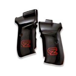 CZ 82 83 85 Model Compatible Black Acrylic Grip for Replacement