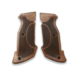 CZ SHADOW 2 Model Compatible Professional Walnut Target Grip for Replacement