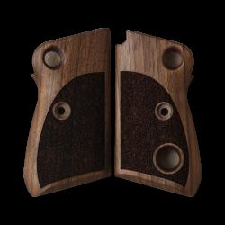 Beretta 71 72 75 Jaguar Grip (Crossbolt safety) Model Compatible Walnut Grip for Replacement