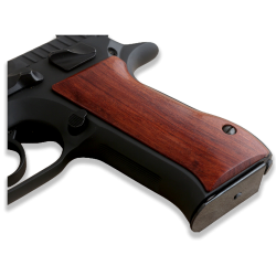 Jericho .45 Acp Model Compatible Rosewood Grip for Replacement