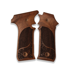 LLama Compatible Walnut Grip for Replacement