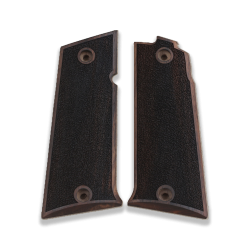 LLama 45.Acp Model Compatible Walnut Grip for Replacement