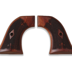 Ruger Blackhawk, Old Army, Single Six, Single Ten XR3-RED Rosewood