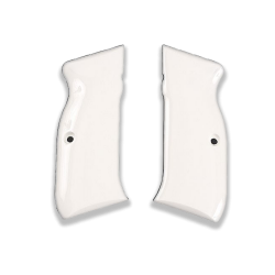 Sarsılmaz EAA Witness Model Compatible White Acrylic Grip for Replacement