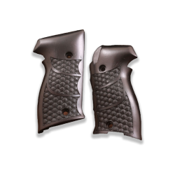 SIG P220 Compatible Bottom Magazine - Black Acrylic Grip for Replacement