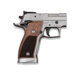 Sig Sauer P226 SAO / X-Five / X-Six Model Compatible Walnut Grip for Replacement