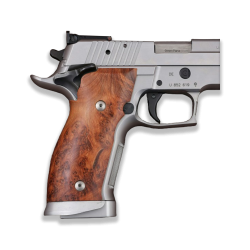 Sig Sauer P226 SAO X-Five X-Six Model Compatible Thuya Burl Grip for Replacement