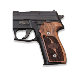 Sig Sauer P228 / P229 Model Compatible Walnut Grip for Replacement