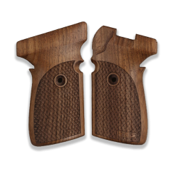 Sig Sauer P239 Model Compatible Walnut Grip for Replacement (Python Pattern)