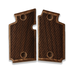 Sig Sauer P938 Model Compatible Walnut Grip for Replacement (with Python Pattern)