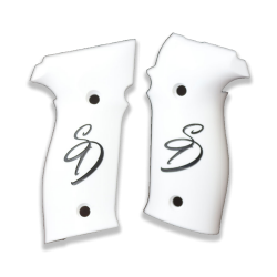 Sig Sauer P226 Model Compatible Grip for Replacement (Customized Letters)