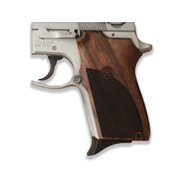 Smith Wesson 3913TSW Model Compatible Walnut Grip For Replacement