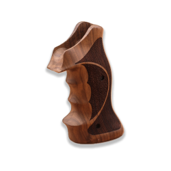 Smith Wesson .460 .500 X Frame Model Compatible Professional Target Grip Walnut Grip For Replacement