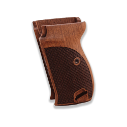 Walther P1 / P38 Model Compatible Wallnut Grip For Replacement