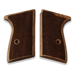 Walther PP Model Compatible Walnut Grip for Replacement