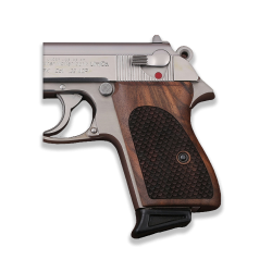 Walther PPK American (Interarms) Made Model Compatible Grip Walnut Grip for Replacement