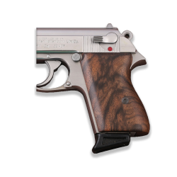 Walther PPK American (Interarms) Made Compatible Root Walnut Grip for Replacement