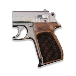 Walther PPK German Made Model Compatible Walnut Grip for Replacement