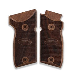 Astra A75 Compatible Walnut Grip for Replacement