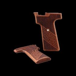 Webley Scott 1906 / 1911 Model Compatible Walnut Grip for Replacement