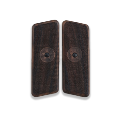 Takarov TT 33 Long Model Compatible Walnut Grip for Replacement (with C.C.C.P. Star Relief)
